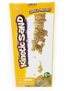 Kinetic Sand 1,0 kg sandfarben