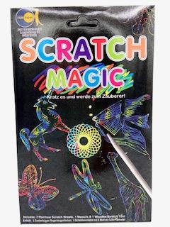Scratch Magic Kratzpapier