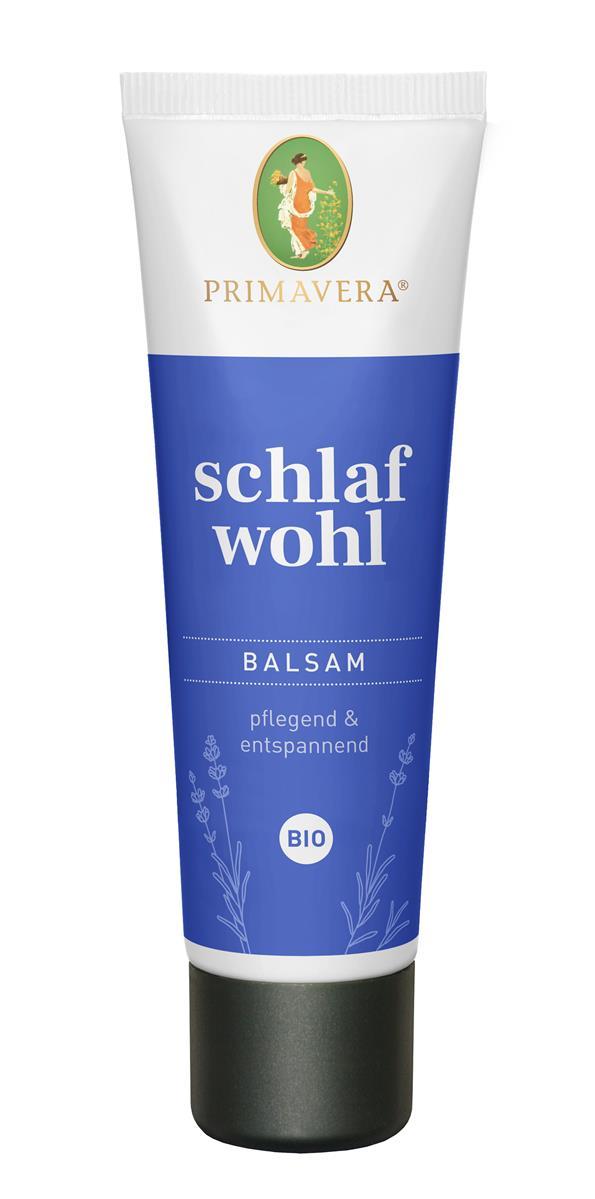 PRIMAVERA Schlafwohl Balsam bio 50ml