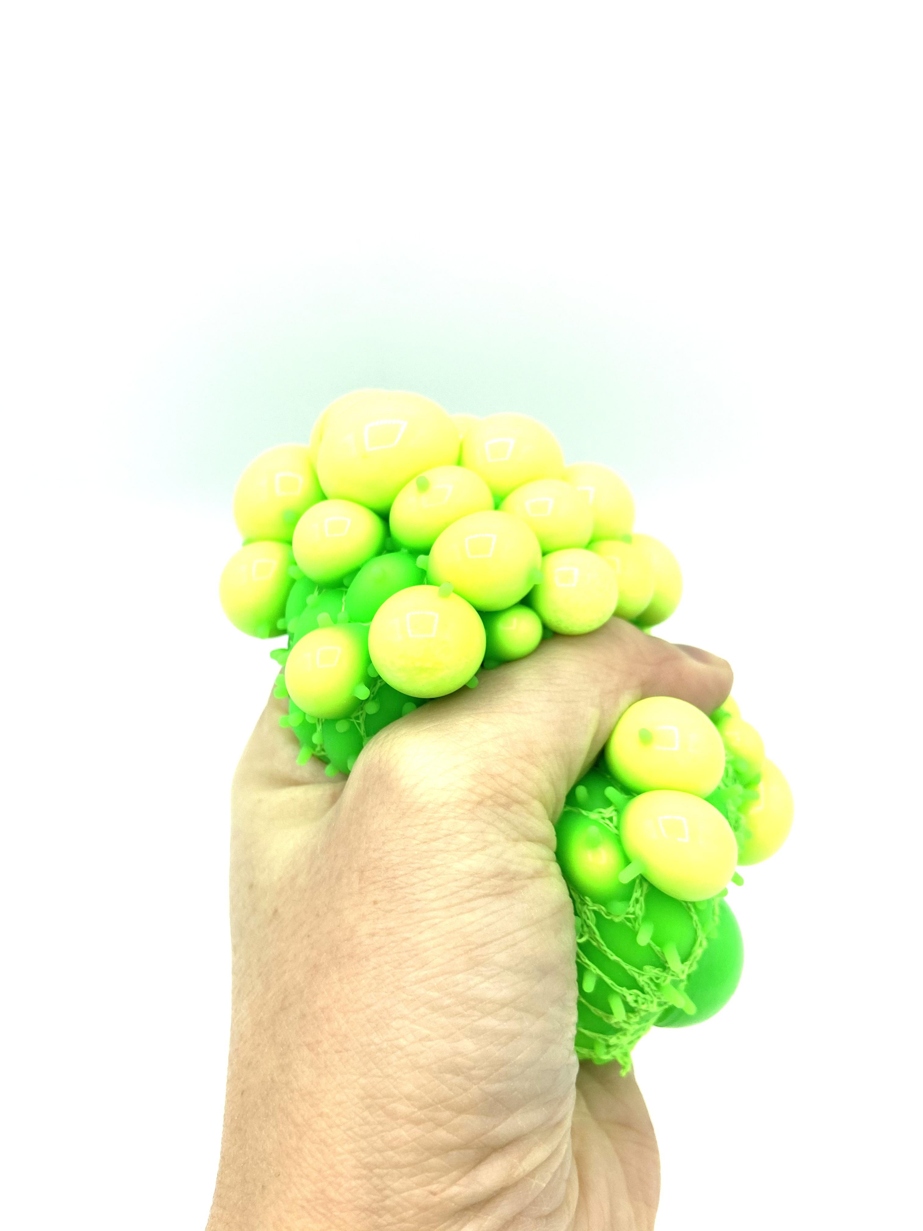 Mesh Ball Color Change Neon