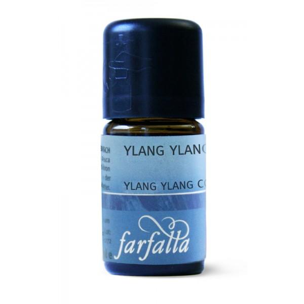 FARFALLA Ylang Ylang Complet bio Grand Cru, 5ml