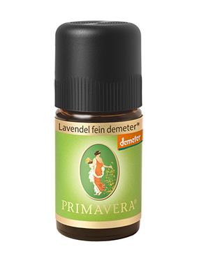 PRIMAVERA Lavendel fein Demeter  5 ml