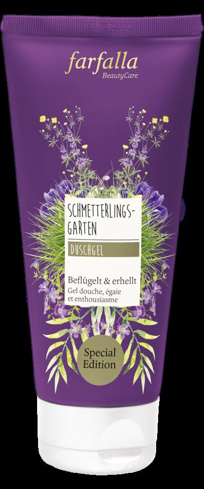 Farfalla Schmetterlingsgarten Duschgel, 200ml