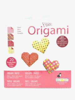 """""""Funny Origami"""" 20 Blatt 20,3 x20,3 cm"""